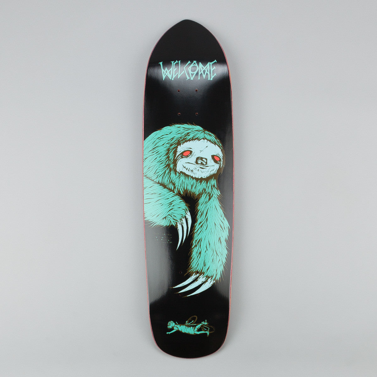 Welcome Sloth Squidbeak Deck
