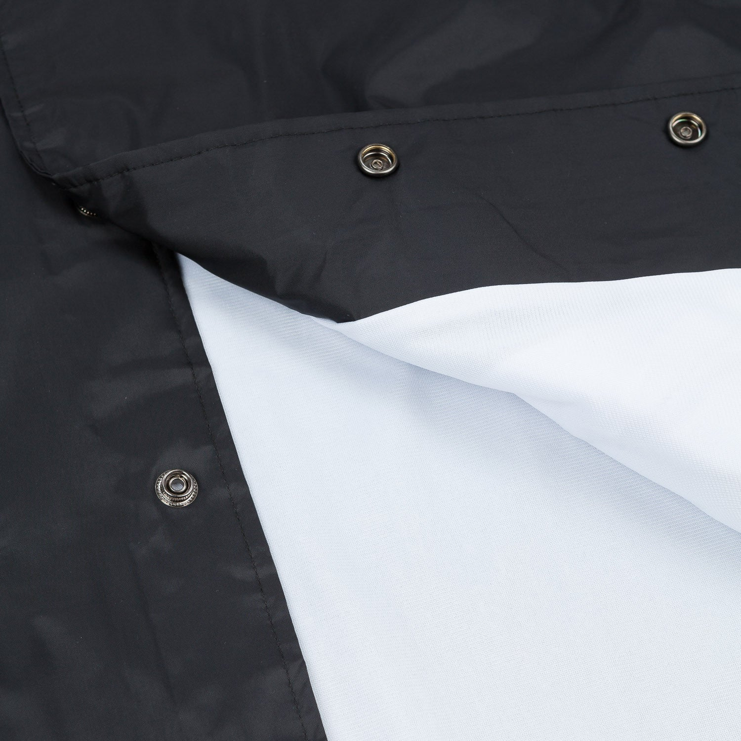 Welcome Talisman Coach Jacket - Black / White