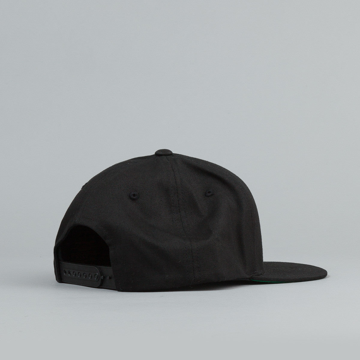 Welcome Talisman Snapback Cap - Black