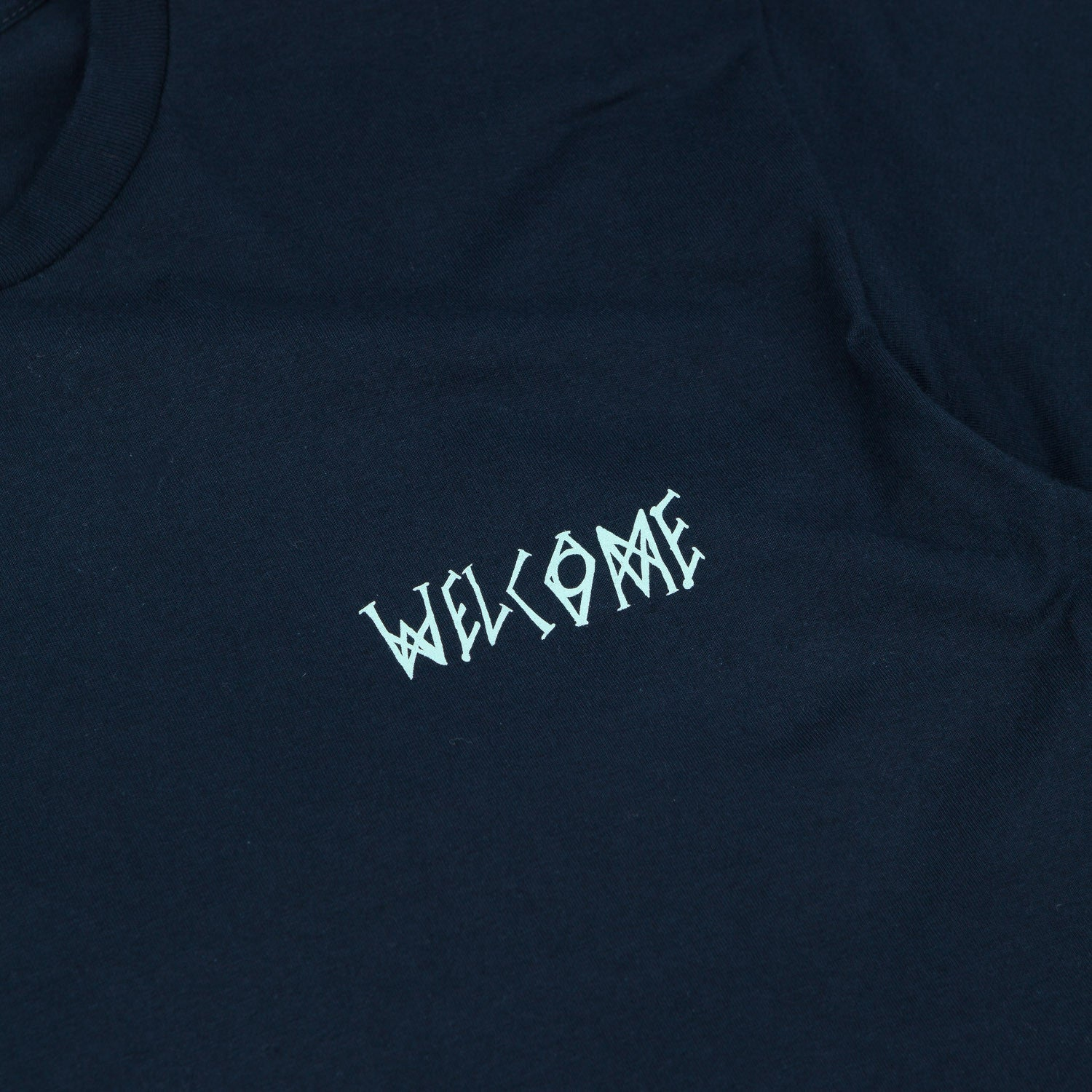Welcome Tasmanian T-Shirt - Navy