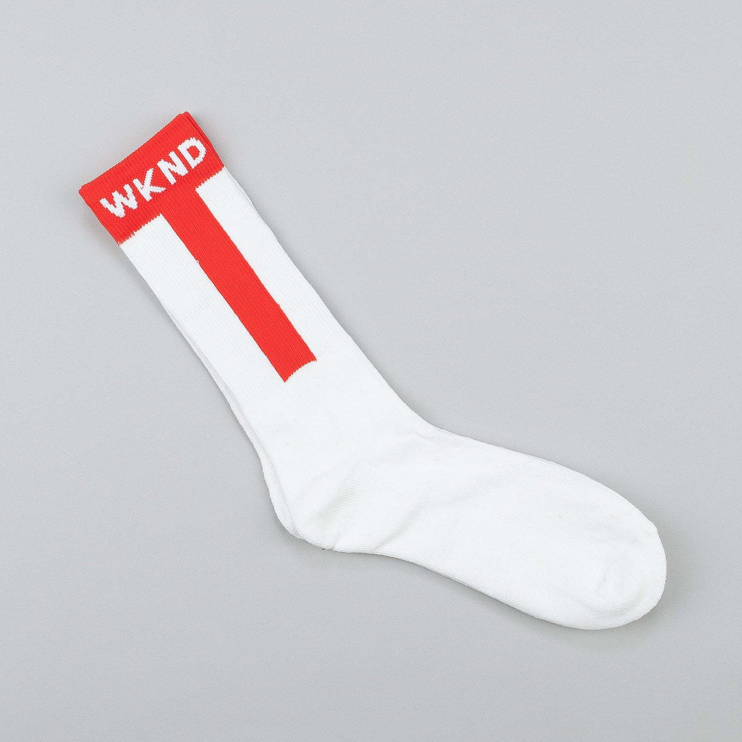 WKND Baseball Socks - Red