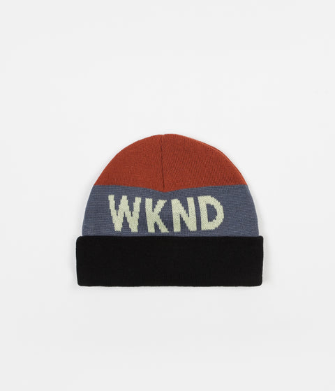 WKND Collison Watchcap Beanie - Blue