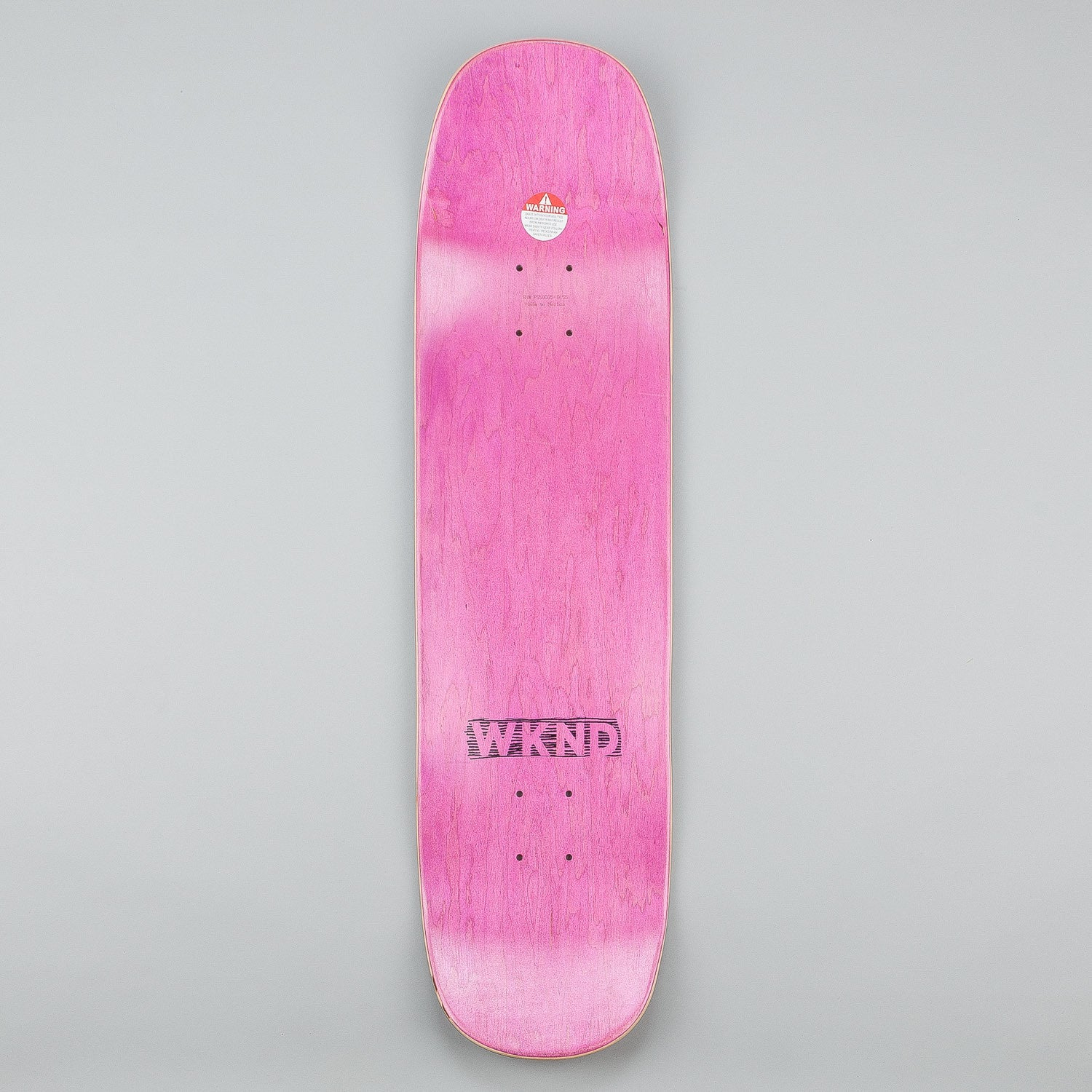 WKND Jerry & Elaine Cruiser Deck 8.5""