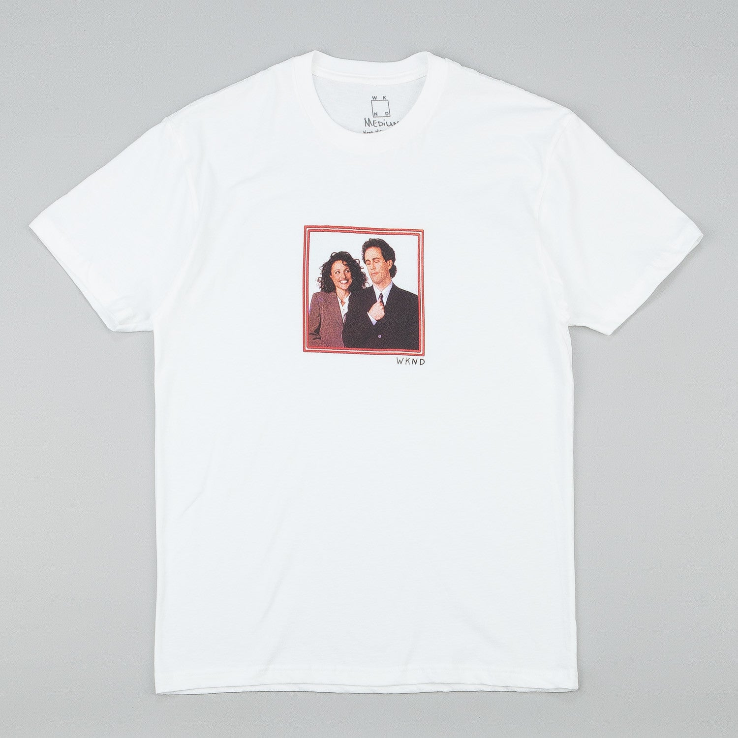 WKND Jerry & Elaine T-Shirt