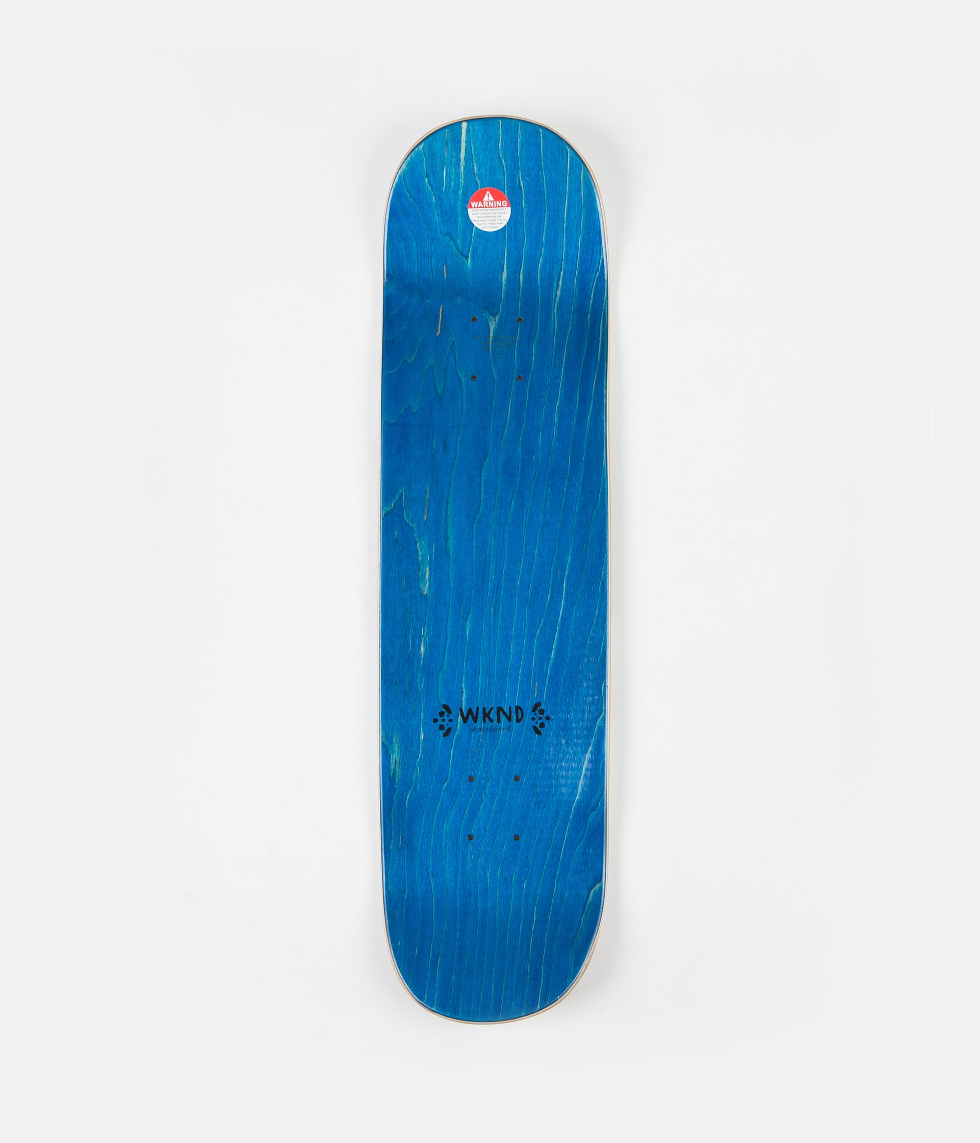 WKND Johan Stuckey Deck - 8.25""