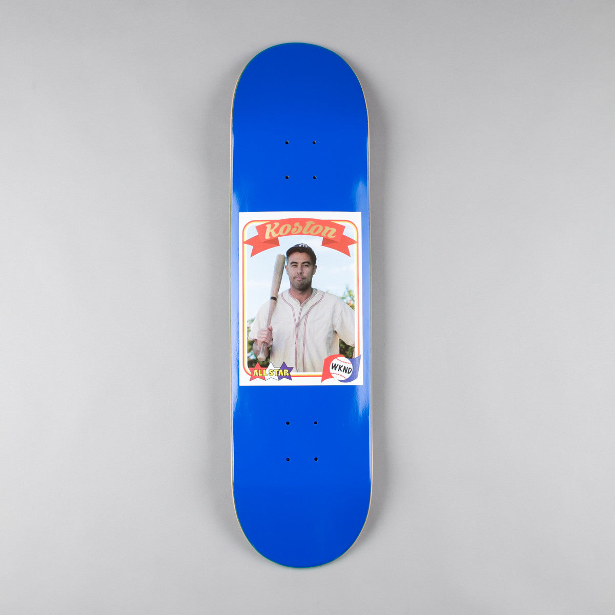 WKND Koston Trading Card Deck - 8.38""