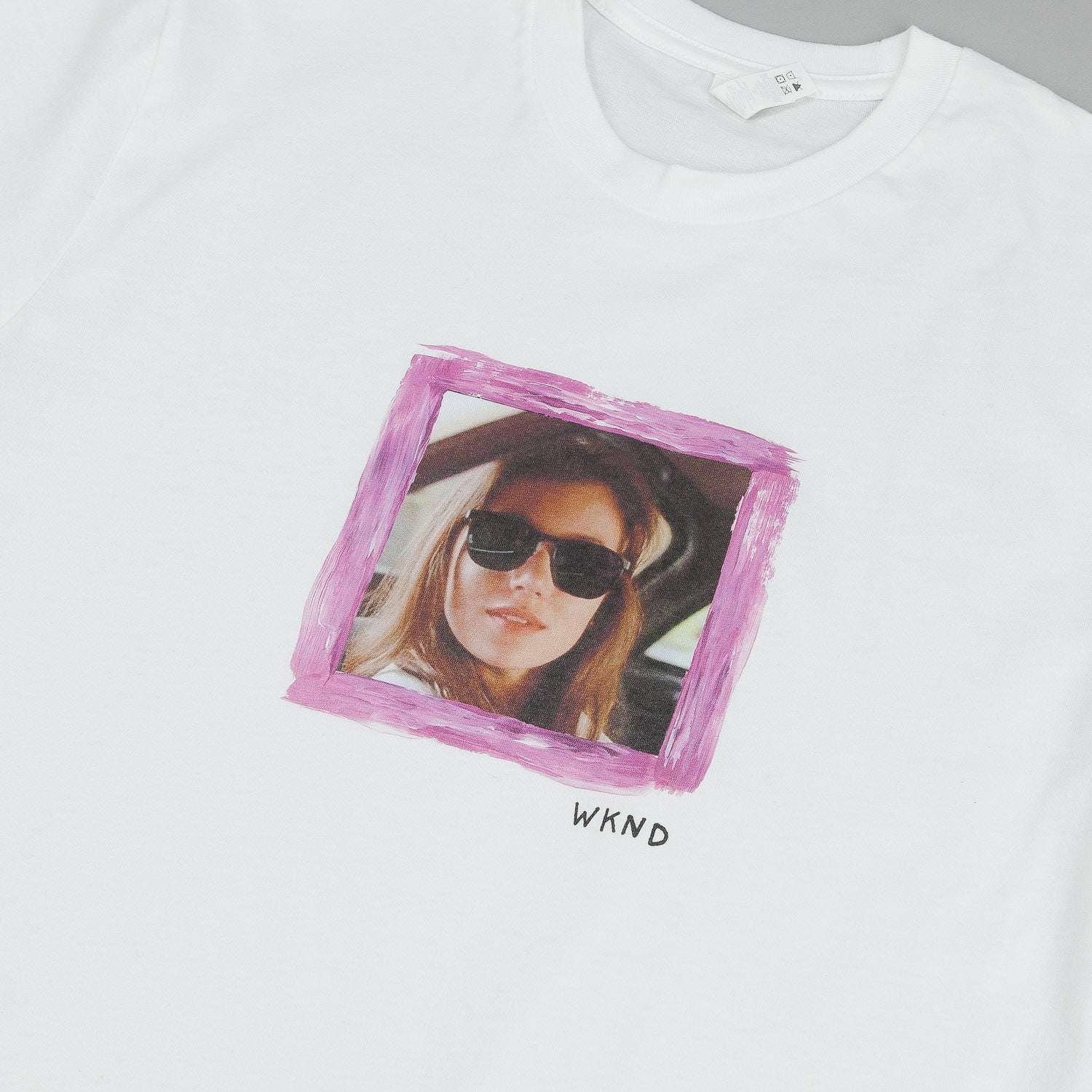 WKND Sloane Peterson T-Shirt White