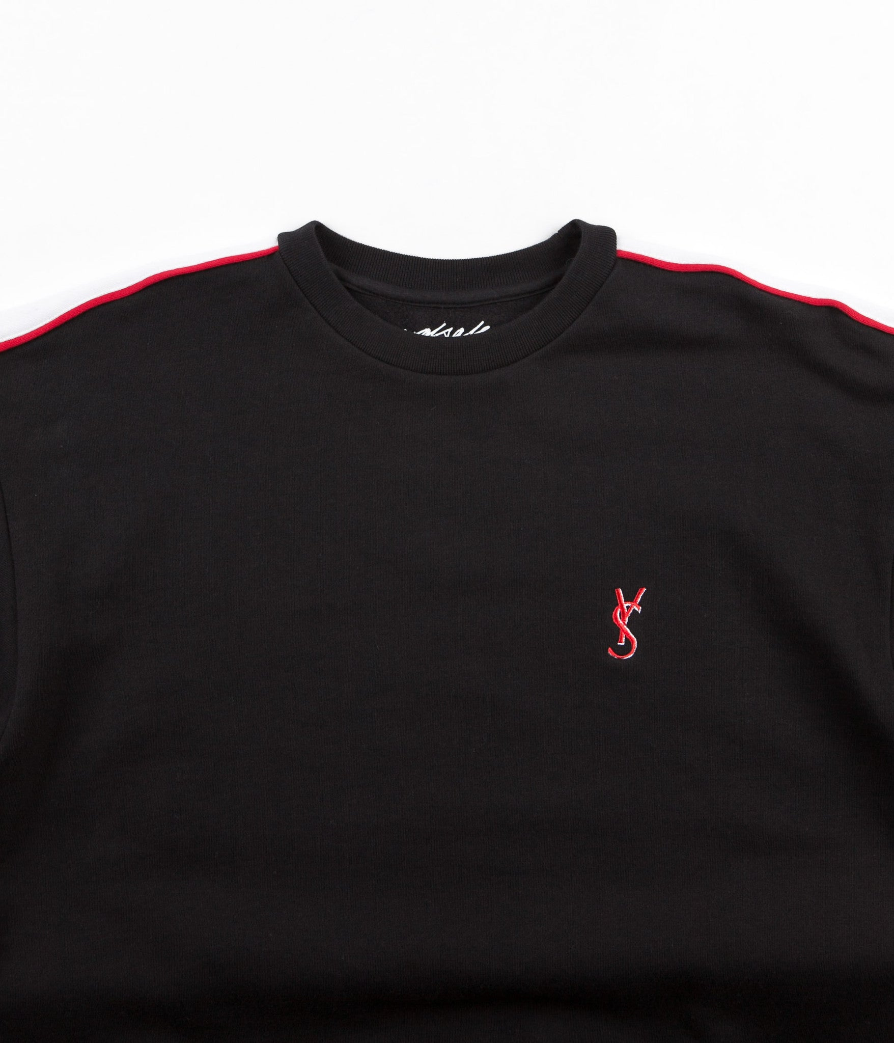 Yardsale Airforce Crewneck Sweatshirt - Black