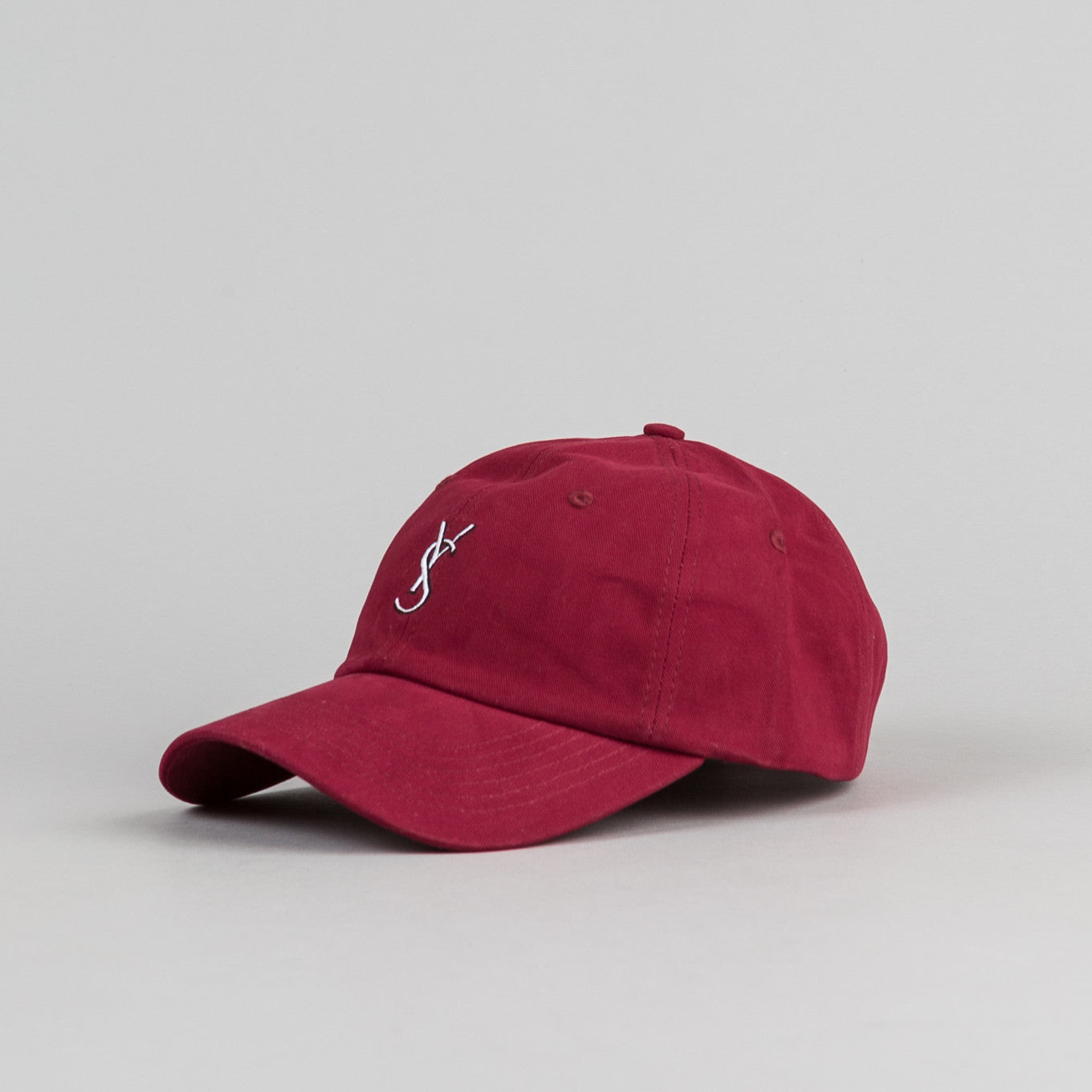 Yardsale YS 6 Panel Cap - Burgundy