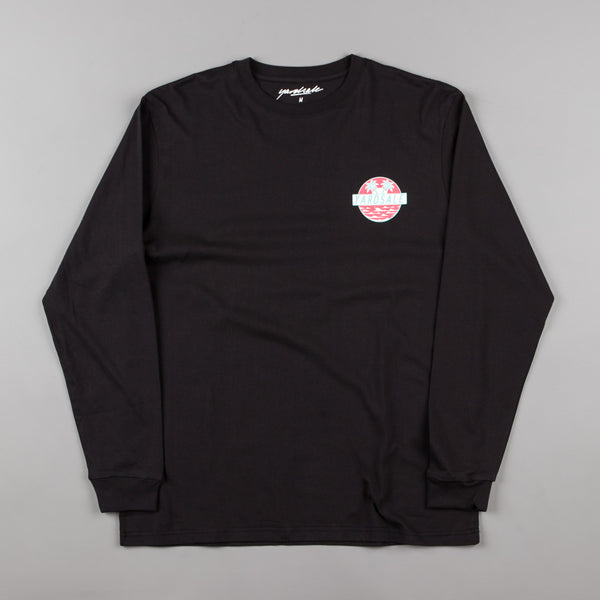 Yardsale Classic Long Sleeve T-Shirt - Black