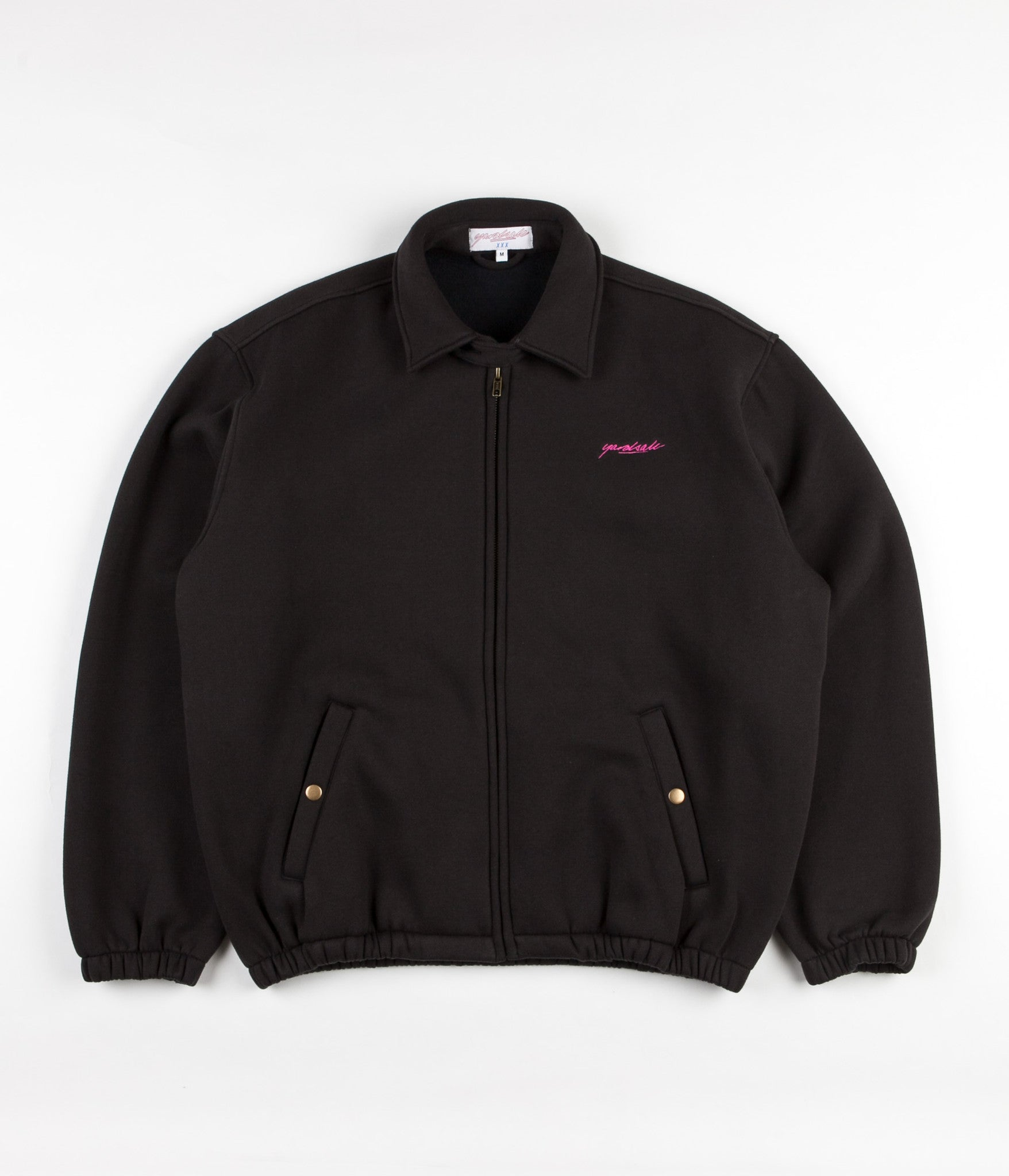 Yardsale Cruise Jacket - Black