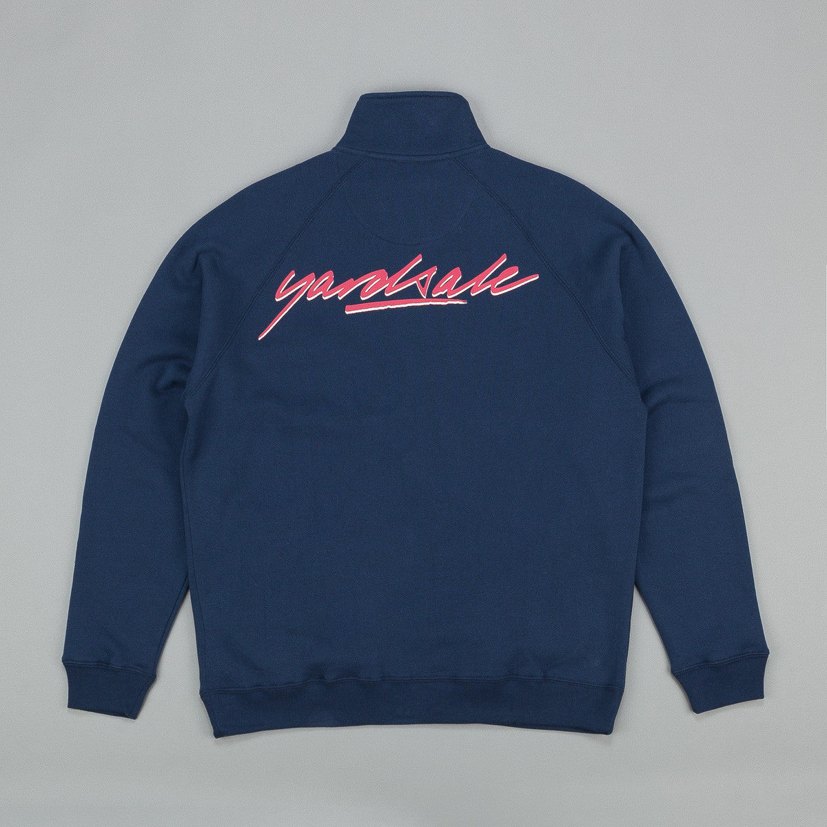 Yardsale Full Zip Sweatshirt - Midnight Blue