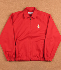 Yardsale Harrington Jacket - Red