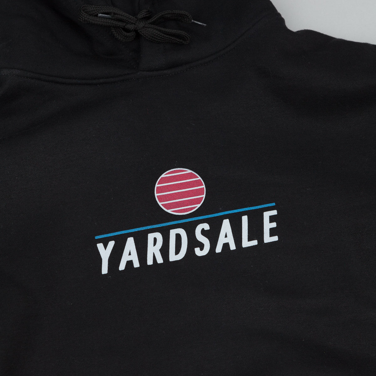 Yardsale Hooded Sweatshirt Black