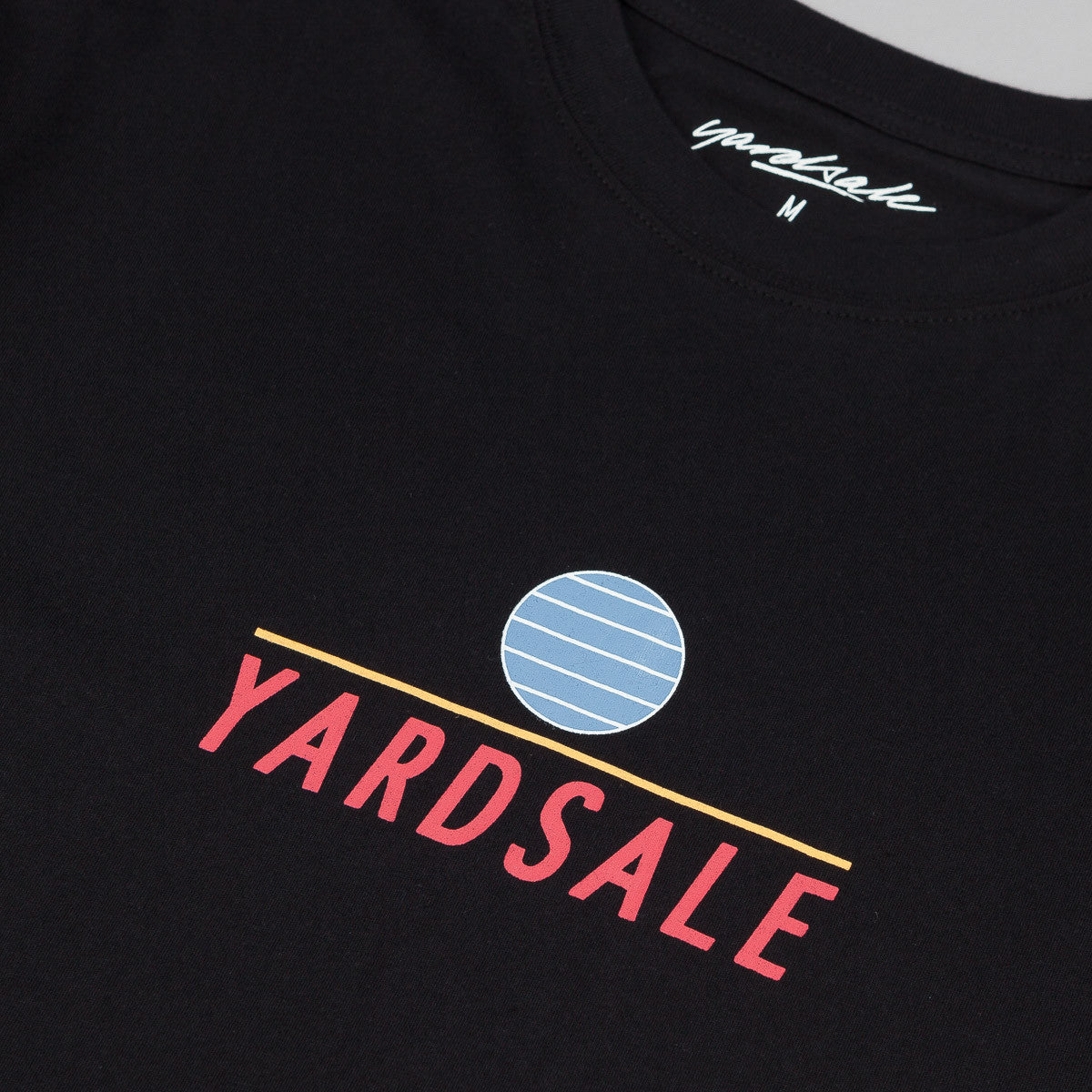 Yardsale Long-Sleeve T-Shirt - Black