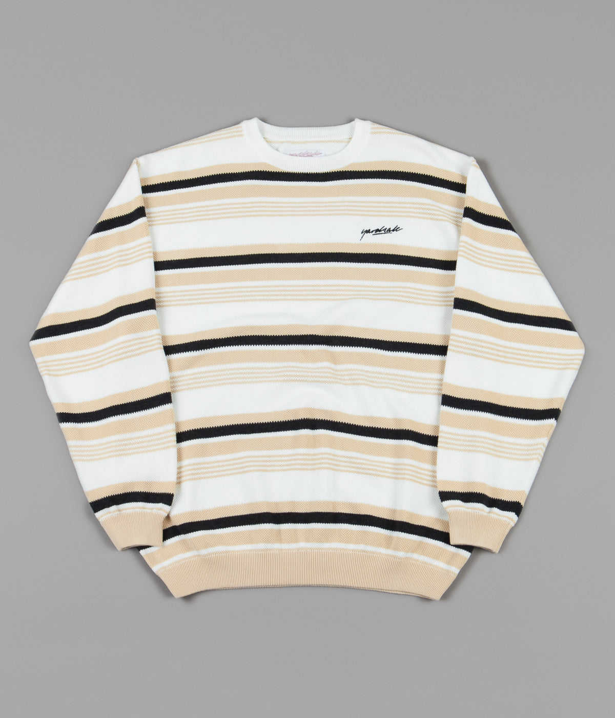 Yardsale Mirage Crewneck Sweatshirt - Beige