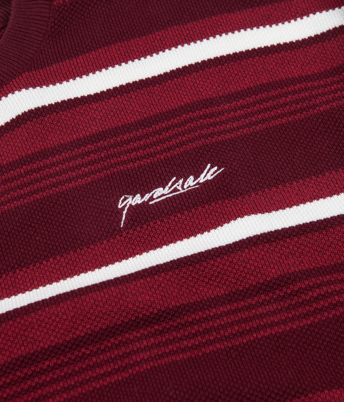 Yardsale Mirage Crewneck Sweatshirt - Burgundy
