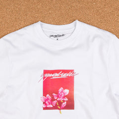 Yardsale Petal T-Shirt - White