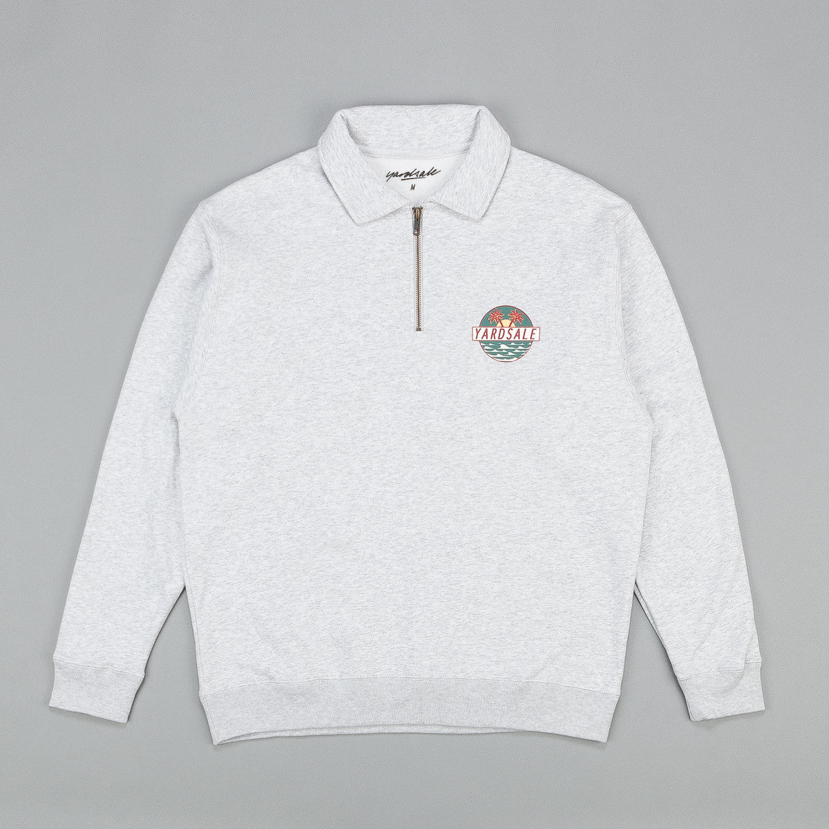 Yardsale Quarterzip Sweatshirt