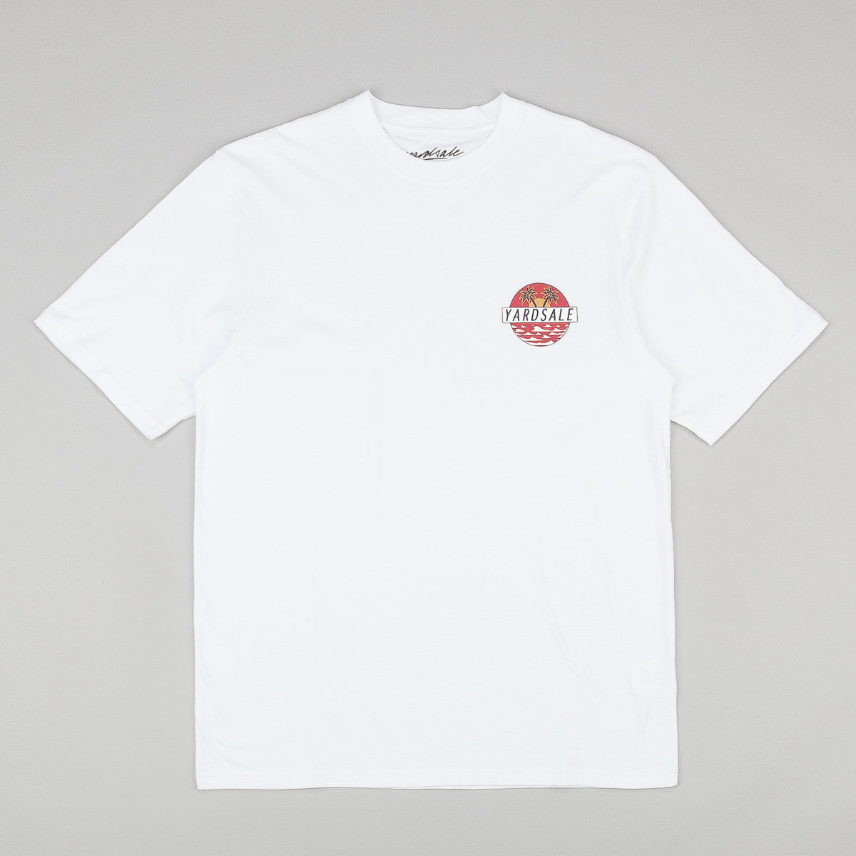 Yardsale Short Sleeve T-Shirt - White