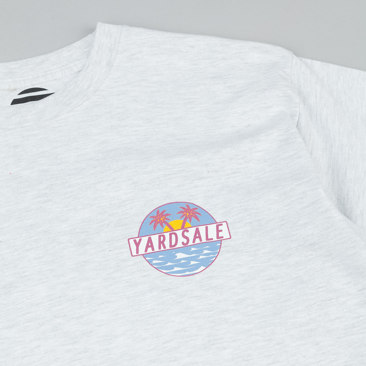Yardsale T-Shirt Ash Grey