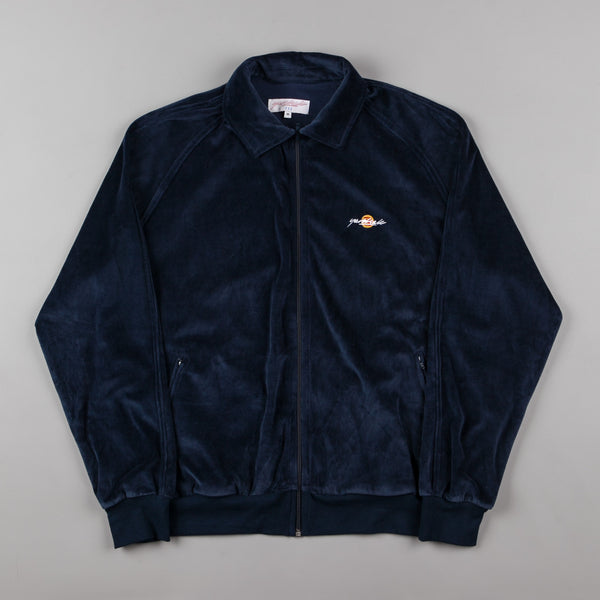 Yardsale Terry Tracksuit Jacket - Sapphire