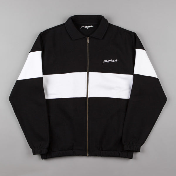 Yardsale Tracksuit Jacket - Black