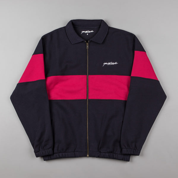 Yardsale Tracksuit Jacket - Navy