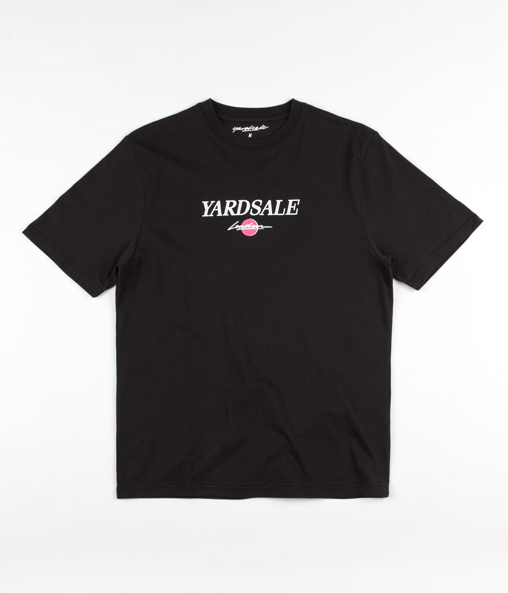 Yardsale Valentine T-Shirt - Black