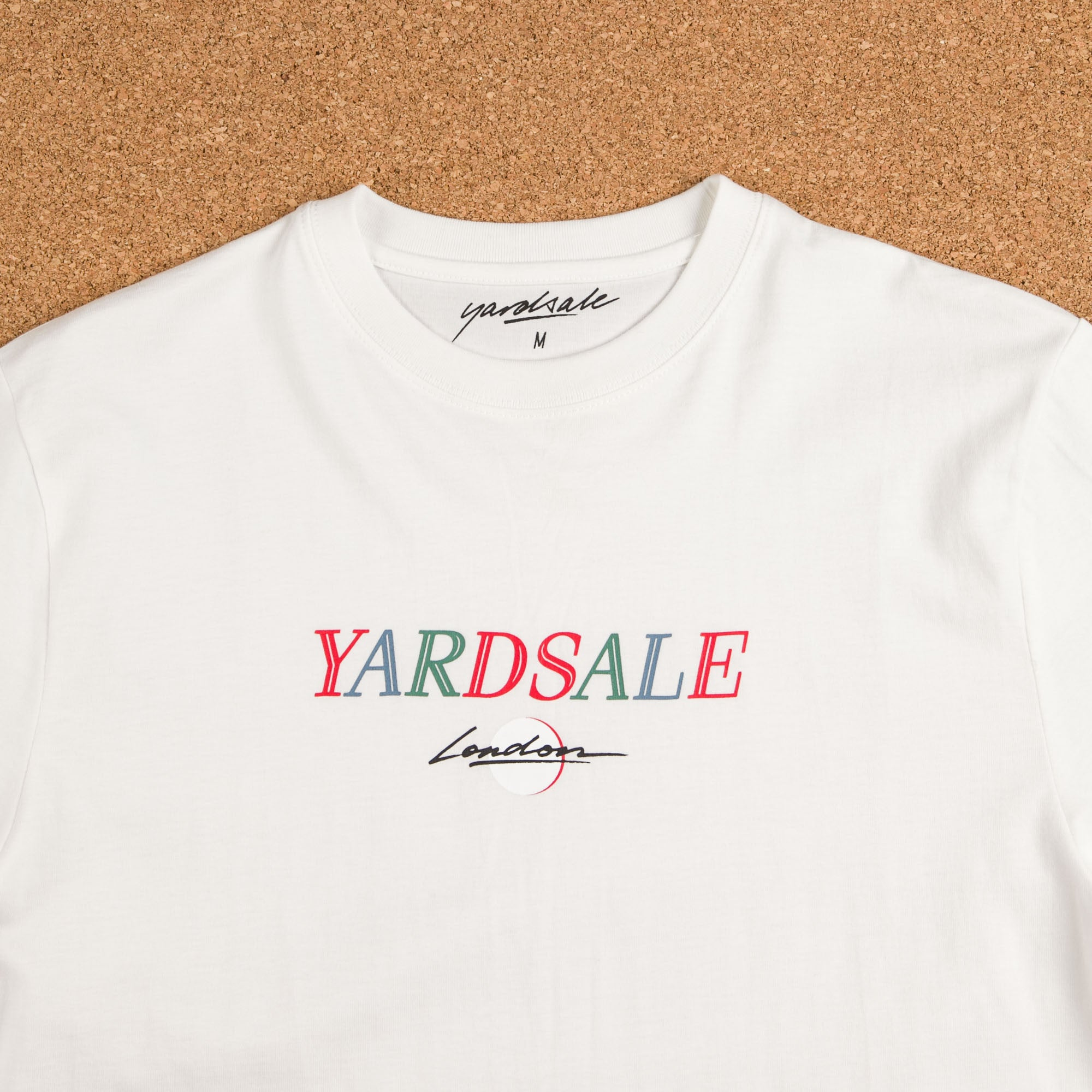 Yardsale Valentine T-Shirt - Cream