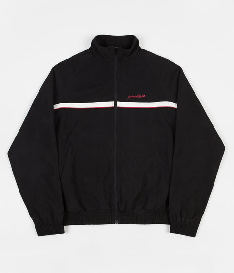 Yardsale WaveRunner Tracksuit Jacket - Black