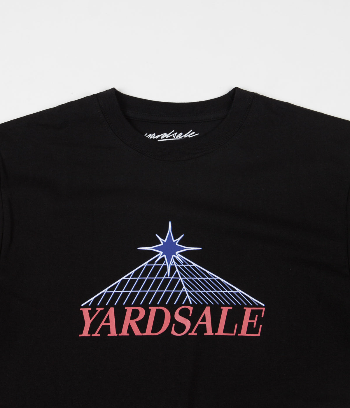Yardsale Wharf T-Shirt - Black