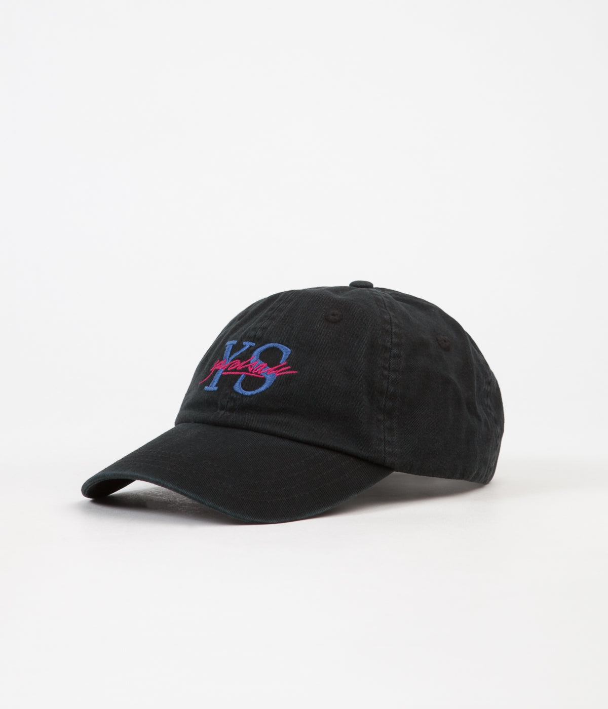 Yardsale YS 6 Panel Cap - Black