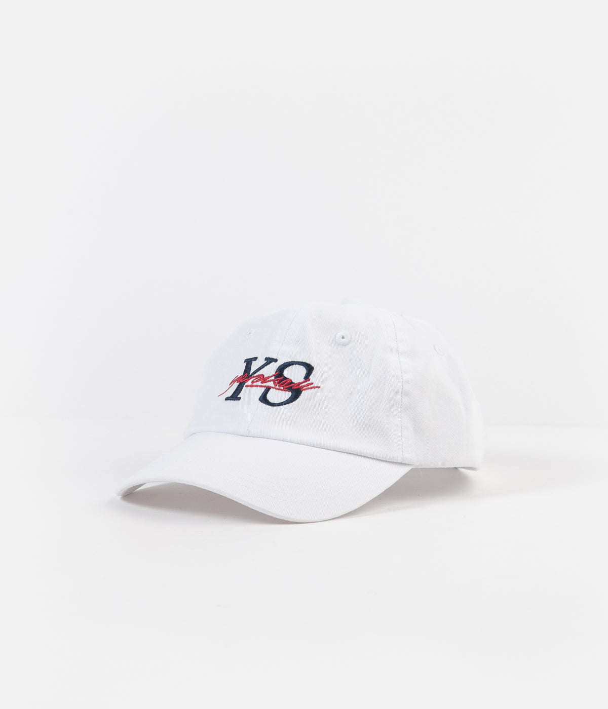 Yardsale YS 6 Panel Cap - White