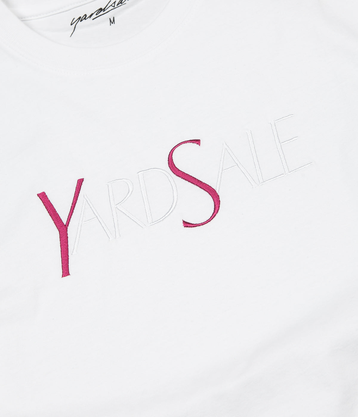 Yardsale YS T-Shirt - White