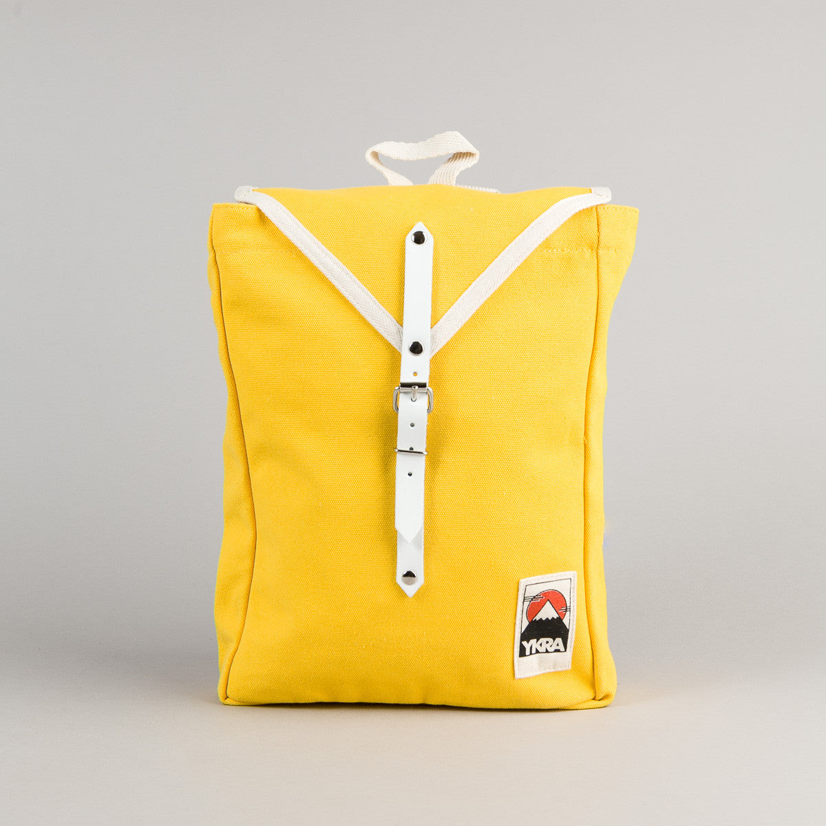 YKRA Scout Backpack - Yellow