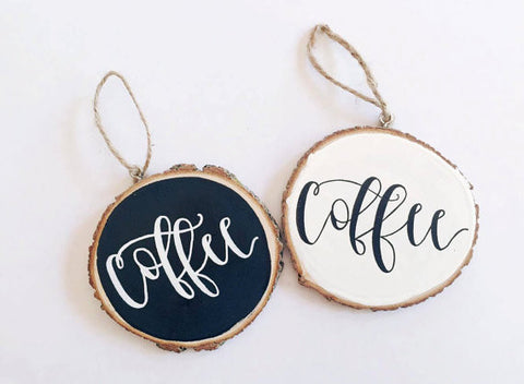 Coffee Ornament/Decor