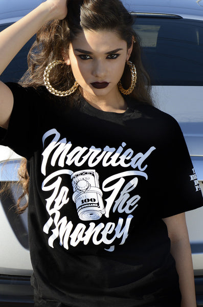 .Married To The Money T-Shirt