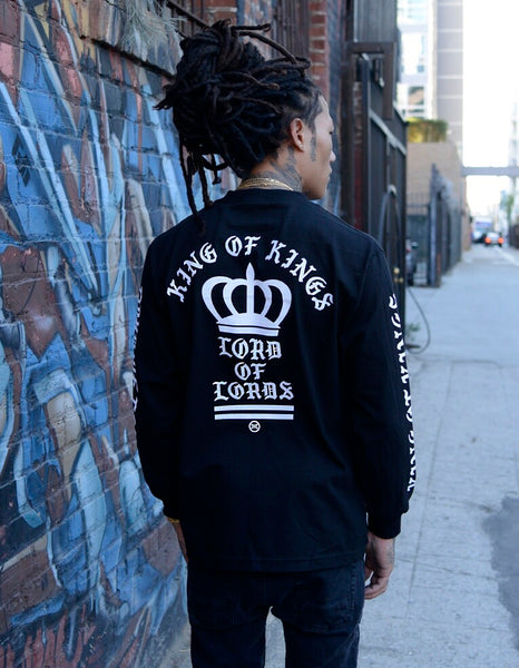 King Of Kings Long Sleeve