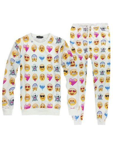 Emoticon Pijama | Pijama Emoticonos