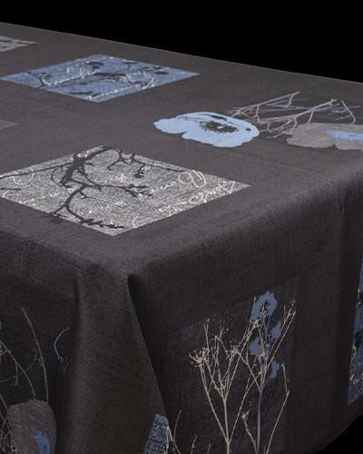 Tablecloth Dark Forest - CLICK IN RED