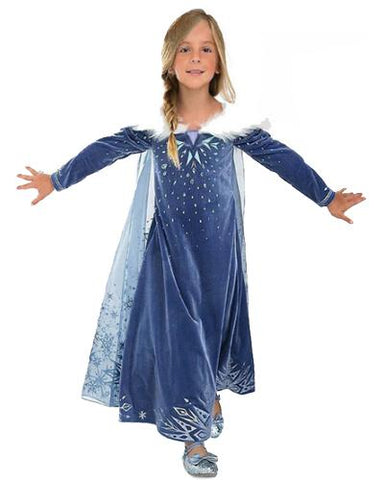 Costume Birthday Elsa