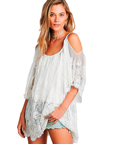 Lace Blouse | Blusa Lace