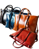 Leather Bags | Bolsos de piel