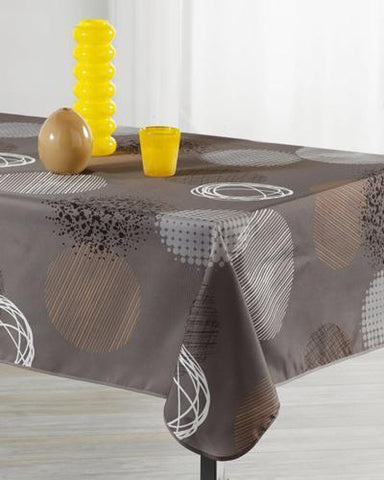 Tablecloth Ball Beige - CLICK IN RED