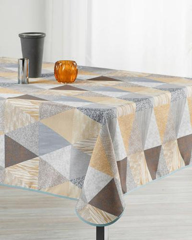 Tablecloth Rombo - CLICK IN RED