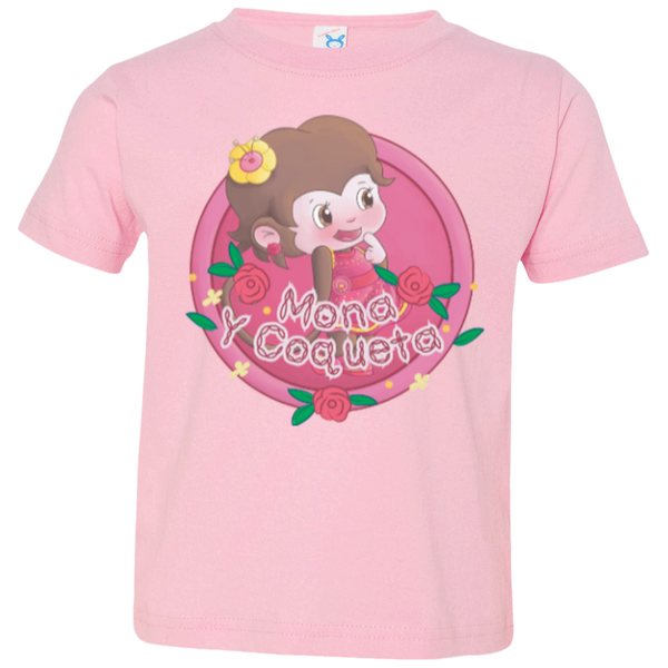 Mia Roses Toddler Tees
