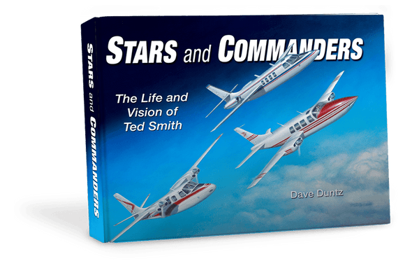 "The Book ""Stars and Commanders"" by Dave Duntz Now Shipping"