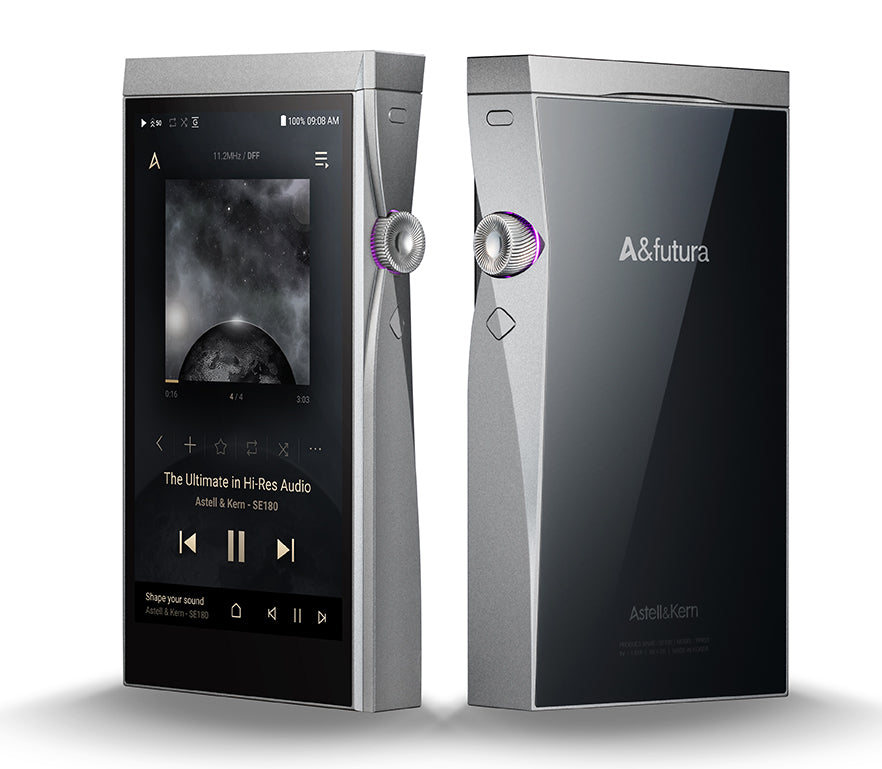 Astell&Kern Launches First Portable Player With Interchangeable All-In-One Sound Modules