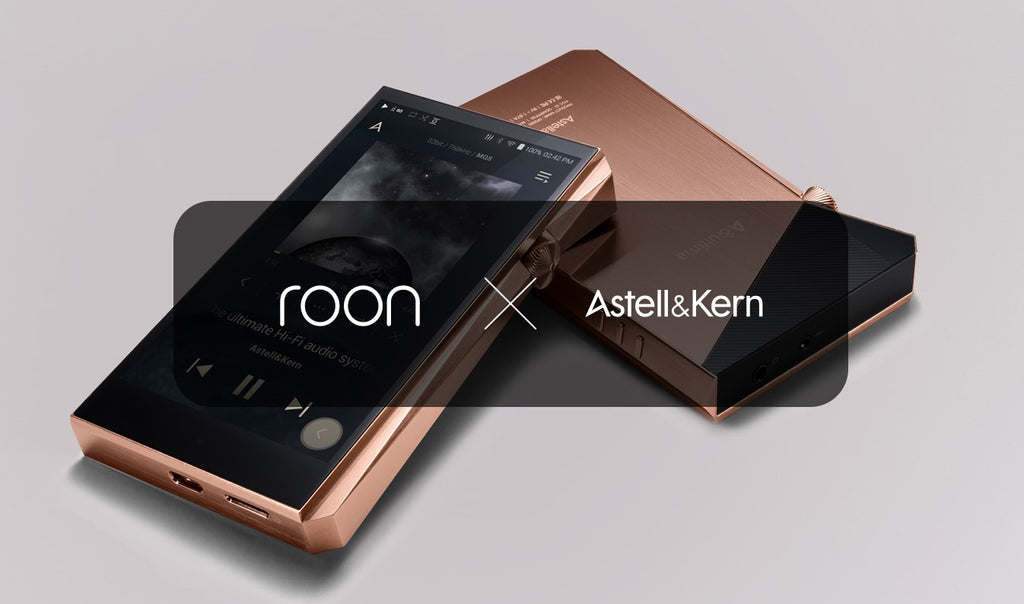 Astell&Kern A&ultima Series Players Receive Roon Ready Certification